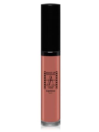 Make-Up Atelier Paris Lipshine LBR Pinky beige Блеск для губ бежево-розовый