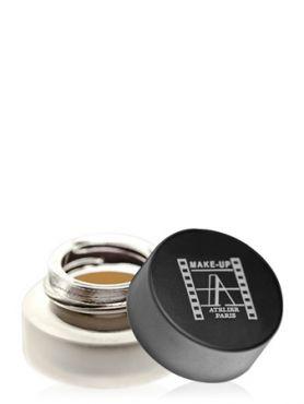 Make-Up Atelier Paris Gel Eyeliner EMCW clear brown Подводка для глаз гелевая перманентная светло-коричневая