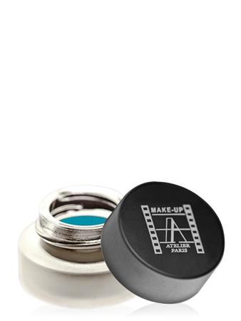 Make-Up Atelier Paris Gel Eyeliner EBLW azur blue Подводка для глаз гелевая перманентная лазурь