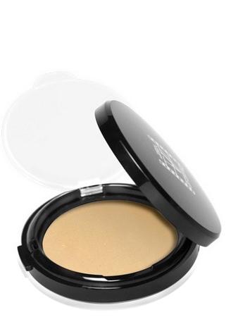 Make-Up Atelier Paris Mineral Compact Powder Gilded PM3Y Yellow medium Пудра компактная минеральная запаска 3Y натуральный зотолистый