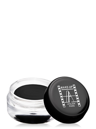 Make-Up Atelier Paris Cream Eyeshadow ESCGM Gris metal Тени для век кремовые серые