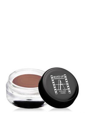 Make-Up Atelier Paris Cream Eyeshadow ESCBEIR Beige rose Тени для век кремовые розово-бежевые