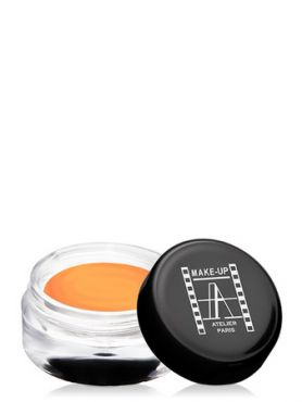 Make-Up Atelier Paris Cream Eyeshadow ESCSAO Saumon or Тени для век кремовые лососево-золотые