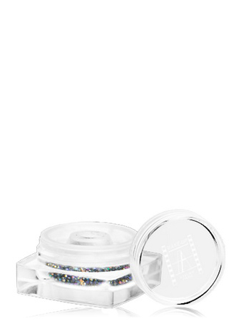 Make-Up Atelier Paris Glitters PAIL32 Rainbow silver Блестки мелкие радужные серебристые
