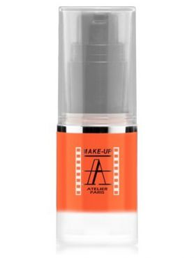 Make-Up Atelier Paris HD Fluid Blush AIRM1 Mandarine Румяна-флюид HD мандариновые