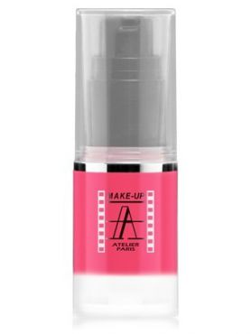 Make-Up Atelier Paris HD Fluid Blush AIRP1 Petale Румяна-флюид HD лепесток розы