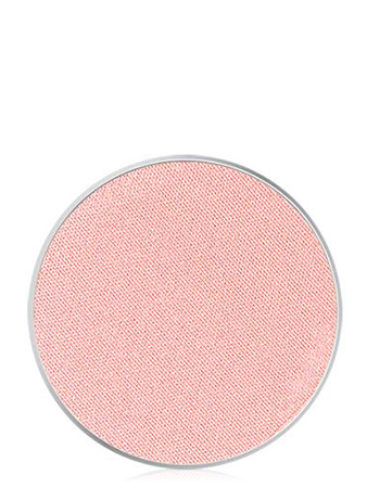 Make-Up Atelier Paris Powder Blush PR130 Пудра-тени-румяна прессованные №130 жемчужно-фарфоровый, запаска