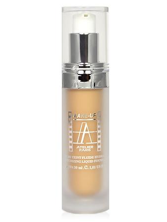 Make-Up Atelier Paris Fluid Foundation FL2B Тон-флюид 2B увлажняющий светло-бежевый