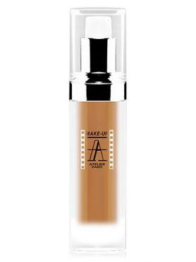 Make-Up Atelier Paris Radiance Foundation FLV3 Gilded Тон-флюид V3 перламутровый бронзовый