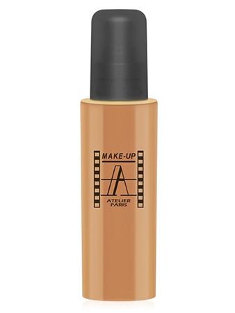 Make-Up Atelier Paris Fluid Foundation Apricot FLW4A Apricot honey Тон-флюид водостойкий 4А абрикосовый