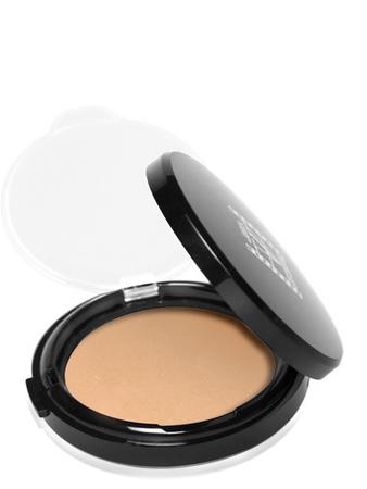 Make-Up Atelier Paris HD Powder Foundation Beige TCHD3B Natural beige Тон компактный с зеркалом HD 3B бежевый натуральный