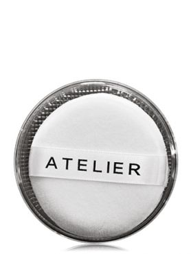 Make-Up Atelier Paris Eponge synthetique EP HOUP1 Powder puff medium Пуховка для пудры 7,5 см
