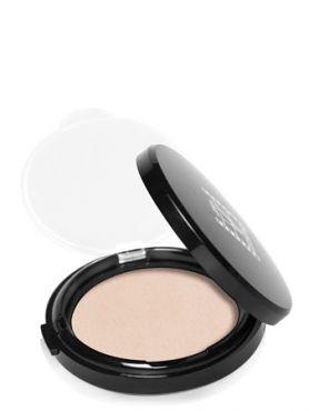 Make-Up Atelier Paris Antishine Compact Iridescent CPSW Snow white Пудра компактная с мерцанием запаска, белый снег