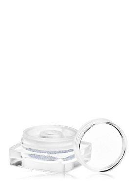 Make-Up Atelier Paris Sparkles Model SL02 White blue Пудра рассыпчатая мерцающая из слюды бело-голубой