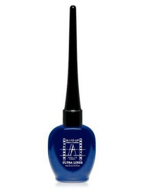 Make-Up Atelier Paris Liquid Eyeliner ELBLEUW Bleu Подводка для глаз жидкая водостойкая синяя
