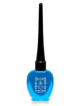 Make-Up Atelier Paris Liquid Eyeliner ELBLTW Bleu turquoise Подводка для глаз жидкая водостойкая бирюзово-синяя