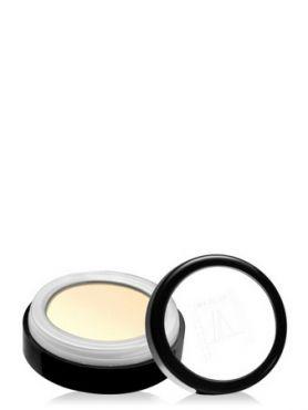 Make-Up Atelier Paris Powder Blush - Highlight PR044 Pale yellow Пудра-тени-румяна прессованные №44 бледно-желтые, запаска