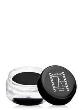 Make-Up Atelier Paris Cream Eyeshadow ESCGM Gris metal Тени для век кремовые серые