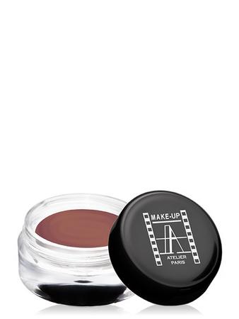 Make-Up Atelier Paris Cream Eyeshadow ESCBROS Pinkish brown Тени для век кремовые розово-коричневые