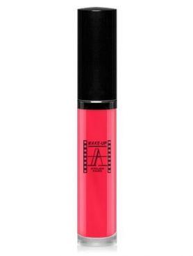 Make-Up Atelier Paris Long Lasting Lipstick RW04 Rose choc Блеск для губ суперстойкий розовый шок