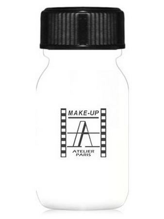 Make-Up Atelier Paris Aquacream AQB White Акварель жидкая кремовая белая