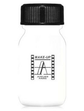 Make-Up Atelier Paris Aquacream AQB White Акварель жидкая кремовая белая