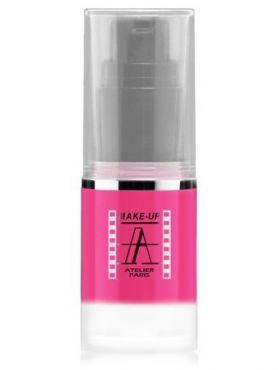 Make-Up Atelier Paris HD Fluid Blush AIRRN1 Natural pink Румяна-флюид HD натуральный розовый