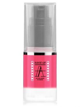 Make-Up Atelier Paris HD Fluid Blush AIRP1 Petale Румяна-флюид HD лепесток розы