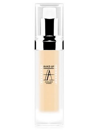 Make-Up Atelier Paris Anti-Aging Fluid Foundation Beige AFL1B pale beige Тон-флюид антивозрастной 1B бледно-бежевый