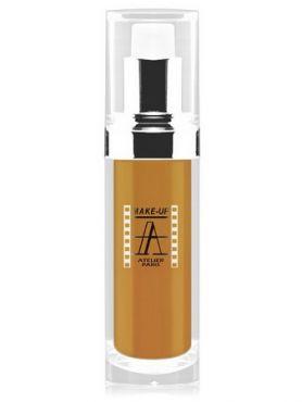 Make-Up Atelier Paris Fluid Foundation Ocher FLW6O Metiss 1 Тон-флюид водостойкий 6O светлый метис