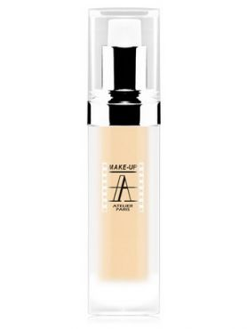 Make-Up Atelier Paris Anti-Aging Fluid Foundation Beige AFL1NB Ultra pale beige Тон-флюид антивозрастной 1NB нейтральный бледно-бежевый