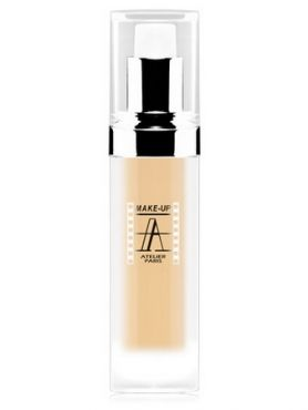 Make-Up Atelier Paris Anti-Aging Fluid Foundation Gilded AFL1Y Pale yellow Тон-флюид антивозрастной 1Y бледно-золотистый