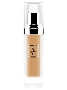 Make-Up Atelier Paris Anti-Aging Fluid Foundation Beige AFL3B Natural beige Тон-флюид антивозрастной 3B бежевый натуральный