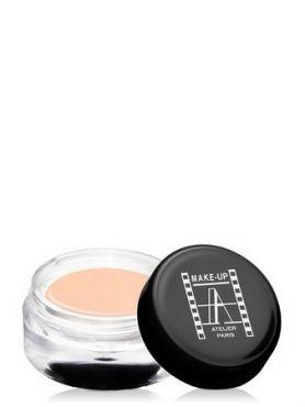 Make-Up Atelier Paris Gel Concealer Apricot CGA1 Apricot clear Гель-камуфляж корректирующий водостойкий А1 светло-абрикосовый (светлый тон)