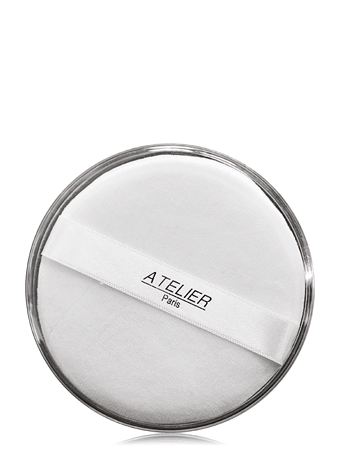 Make-Up Atelier Paris Eponge synthetique EP HOUPM mini powder puff Пуховка для пудры 5 см