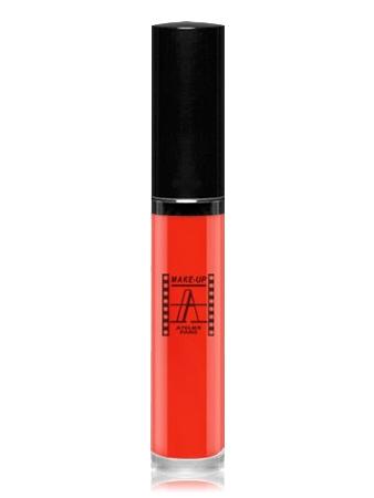 Make-Up Atelier Paris Long Lasting Lipstick RW03 Блеск для губ суперстойкий красный