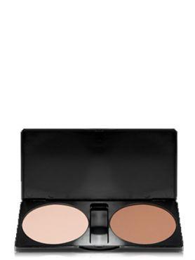 Make-Up Atelier Paris Palette Contouring CKPB Палитра сухих корректоров для скульптурирования лица для загорелой кожи